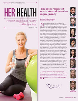 Modern OBGYN Featured in Northside Woman Magazine May 2019